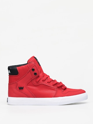Topu00e1nky Supra Vaider (risk red/black white)