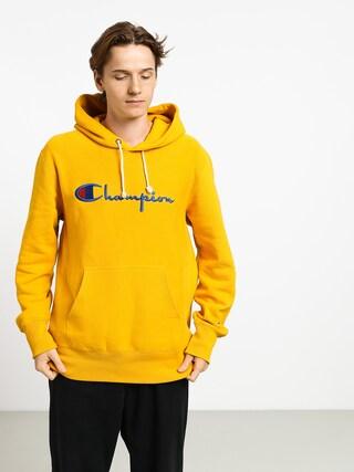 Mikina s kapucňou Champion Premium Reverse Weave Hooded Big Logo HD (old)
