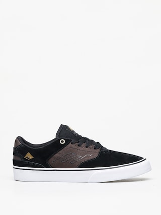 Topu00e1nky Emerica The Reynolds Low Vulc (black/brown/grey)