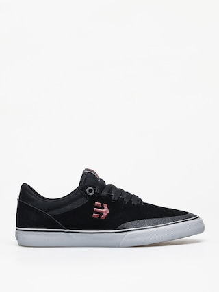 Topu00e1nky Etnies Marana Vulc (black/red/grey)