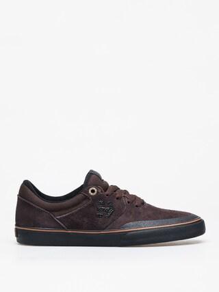 Topu00e1nky Etnies Marana Vulc (brown/black)