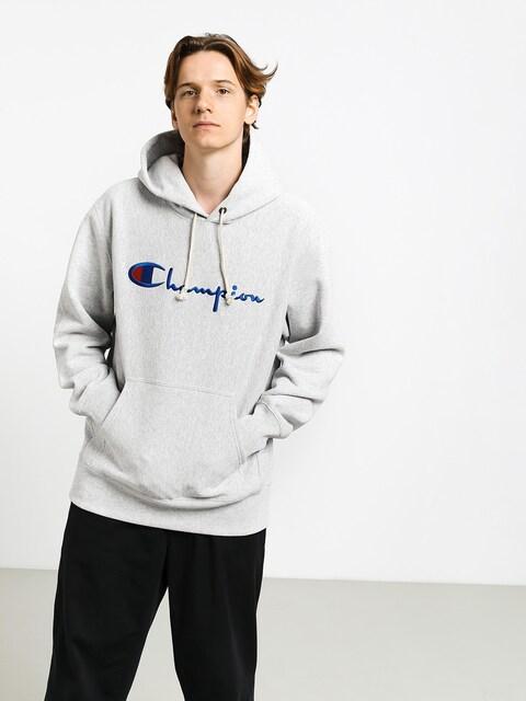 Mikina s kapucňou Champion Premium Reverse Weave Hooded Sweatshirt HD