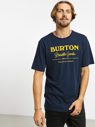 Tričko Burton Durable Goods (dress blue)