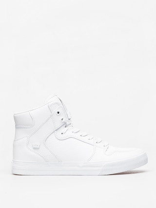 Topánky Supra Vaider (white/white red) <br />
