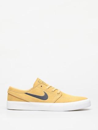 Topu00e1nky Nike SB Zoom Janoski Rm (celestial gold/anthracite summit white)