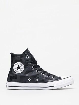 Tenisky Converse Chuck Taylor All Star Hi Wmn (black/almost black/white)