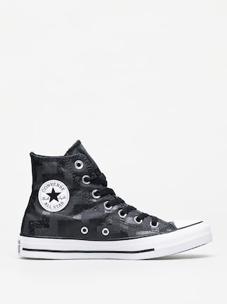 Tenisky Converse Chuck Taylor All Star Hi Wmn (black/almost black/white)