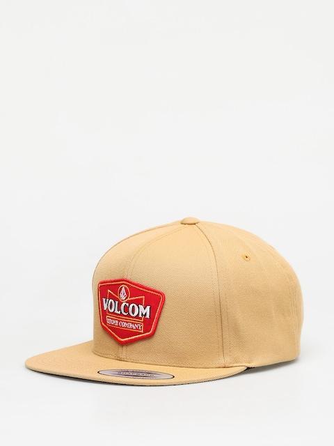 Šiltovka Volcom Cresticle ZD (dull gold)