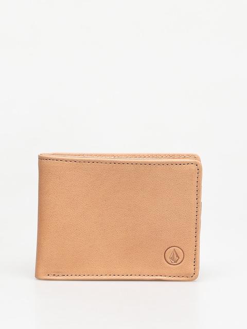 Peňaženka Volcom Strangler Lth (natural)