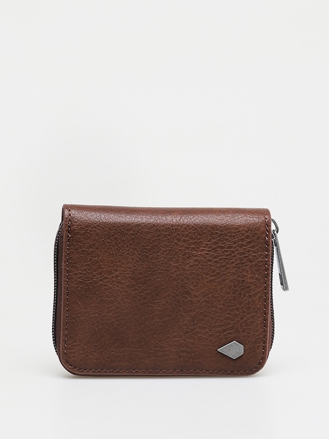 Peňaženka Volcom Usual Wmn (brown)