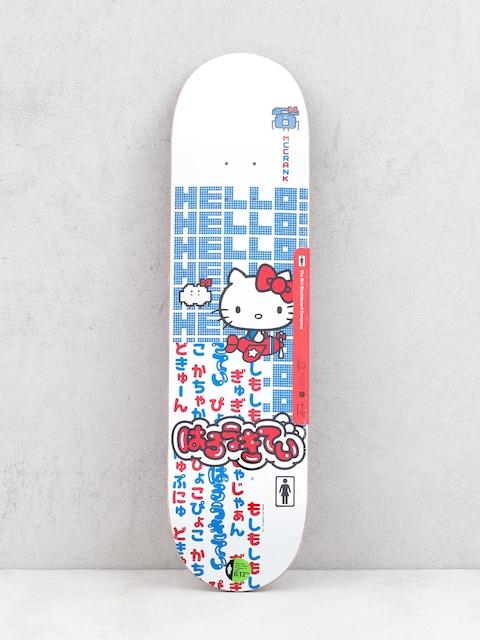 Doska Girl Skateboard Mccrank Hello Kitty