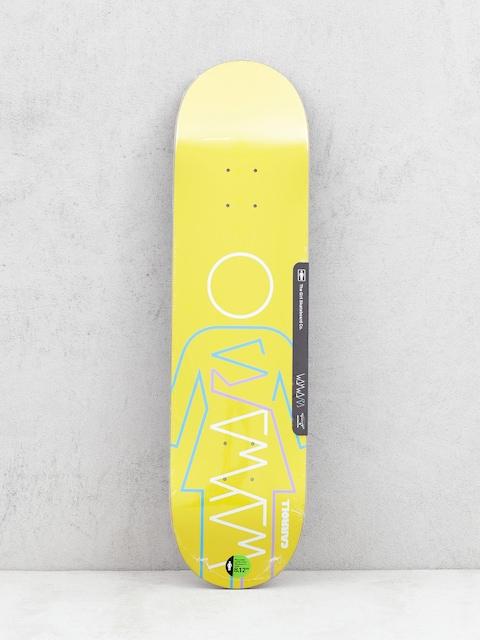 Doska Girl Skateboard Carroll Wayward