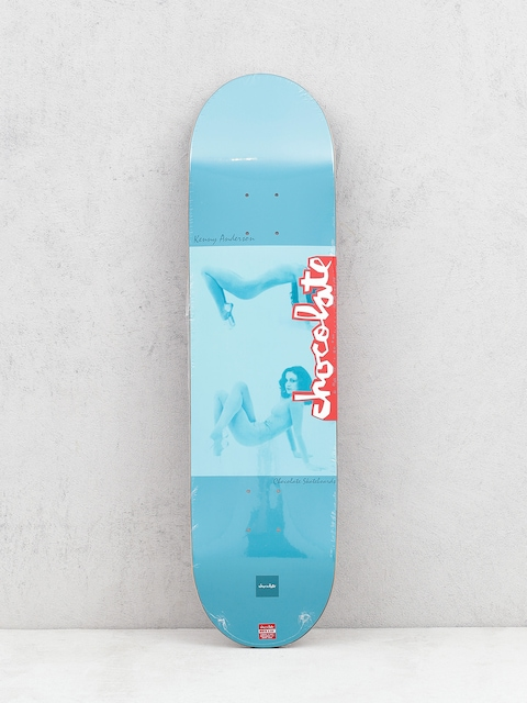 Doska Chocolate Anderson One Off (teal)