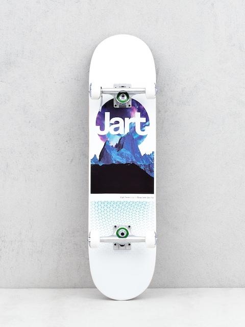 Skateboard Jart Skyline (white/multi)