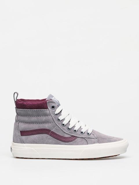 Topánky Vans Sk8 Hi Mte (frost gray/prune)