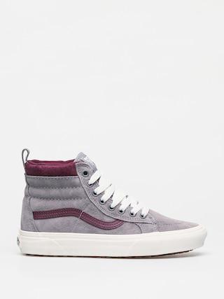 Topu00e1nky Vans Sk8 Hi Mte (frost gray/prune)