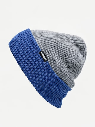 u010ciapka Etnies Warehouse Block Beanie (black/heather)