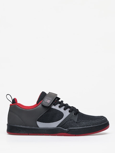 Topánky Es Accel Plus Ever Stitch (grey/red)