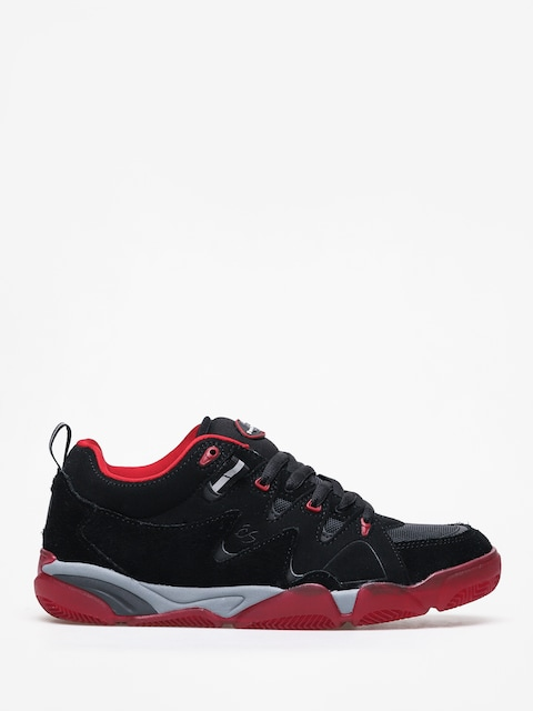Topánky Es Symbol (black/red)