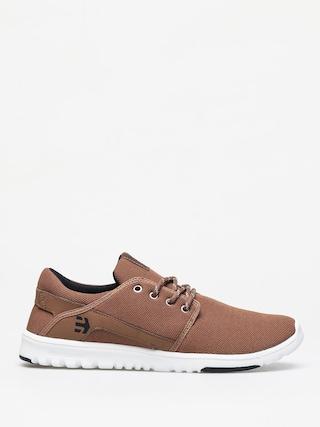 Topánky Etnies Scout (tan/black)