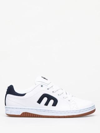 Topu00e1nky Etnies Calli Cut (white/navy/gum)
