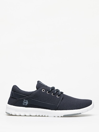 Topu00e1nky Etnies Scout (navy/silver)
