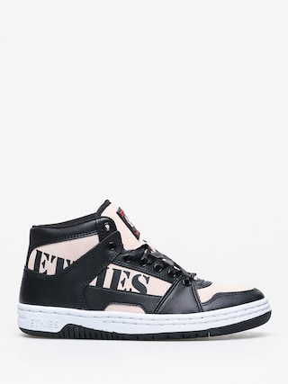 Topu00e1nky Etnies Mc Rap High Wmn (black/pink)