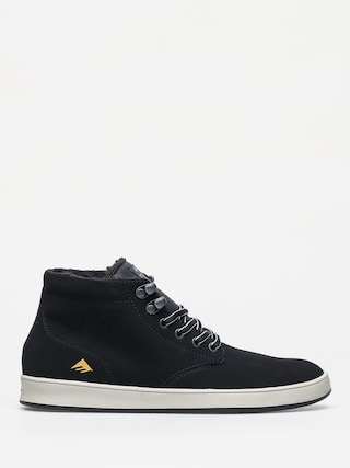 Topu00e1nky Emerica Romero Laced High (black)