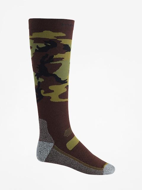 Ponožky Burton Performance Ultralight (camo)