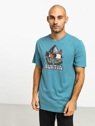 Tričko Burton Lorid (storm blue)