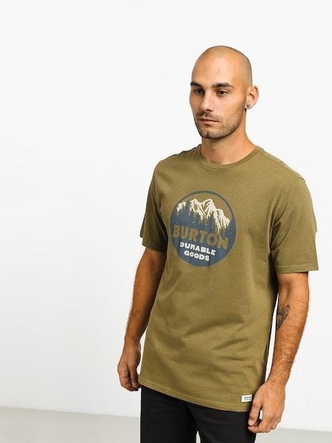 Tričko Burton Taproot Frnt