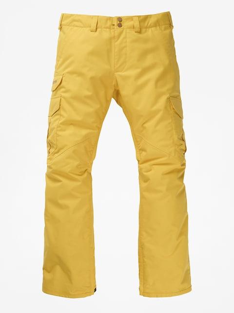 Snowboardové nohavice Burton Cargo Regular (maize)