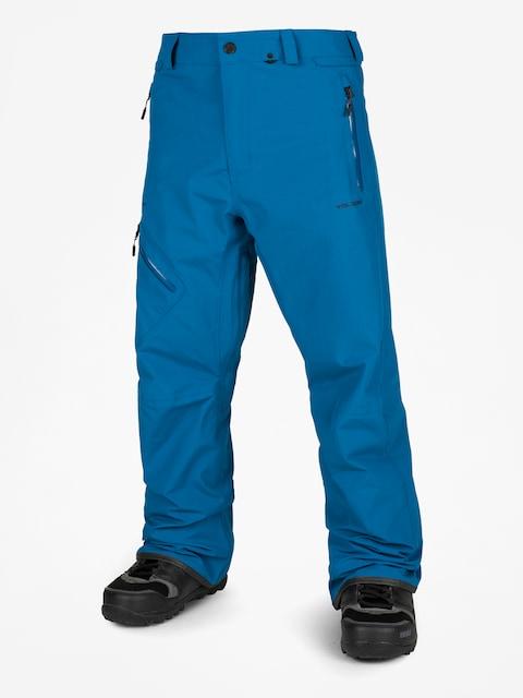 Snowboardové nohavice Volcom L Gore Tex (blu)