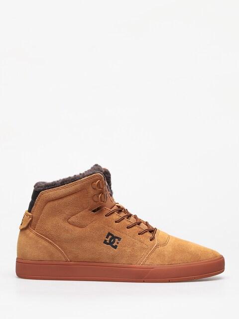 Zimné topánky DC Crisis High Wnt (tan/brown)