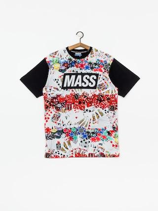 Tričko MassDnm Gamble (multicolor)