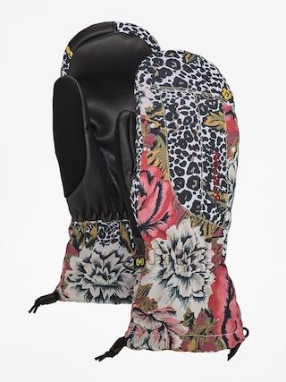 Rukavice Burton Profile Mtt Wmn (cheetah floral)