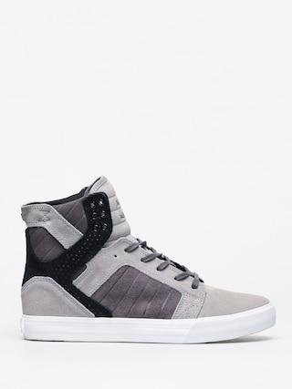 Topánky Supra Skytop (grey gradient white)