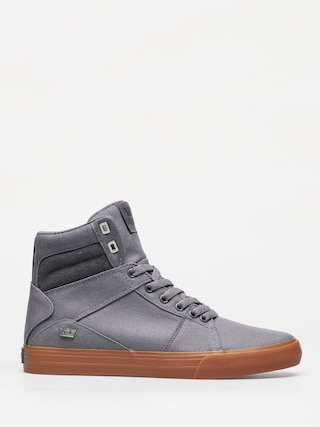 Topánky Supra Aluminum (charcoal gum)
