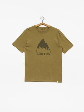 Tričko Burton Classic Mtn Hgh (martini olive)