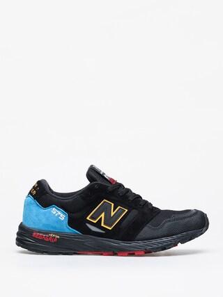 Topánky New Balance 575 (black/blue)