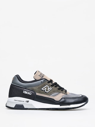 Topu00e1nky New Balance 1500 (black/grey)