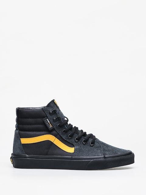 Topánky Vans Sk8 Hi (cordura black)