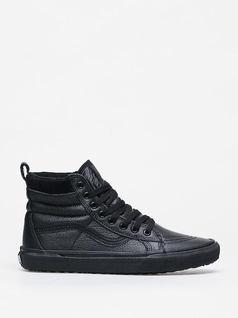 Topánky Vans Sk8 Hi Mte (leather/black)