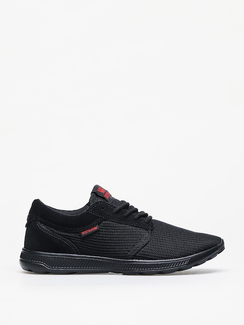 Topánky Supra Hammer Run (black/risk red black)