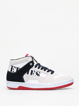Topu00e1nky Etnies Mc Rap High (white/navy/red)