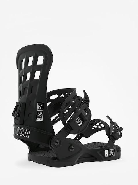 Snowboardové viazanie Union Atlas (black)