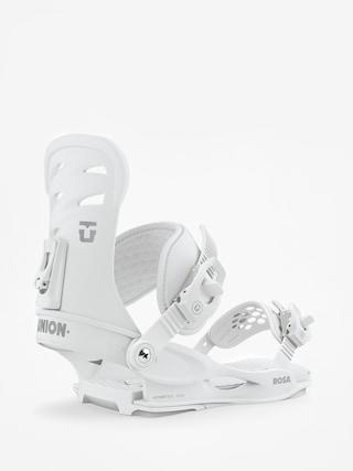 Snowboardovu00e9 viazanie Union Rosa Wmn (white)