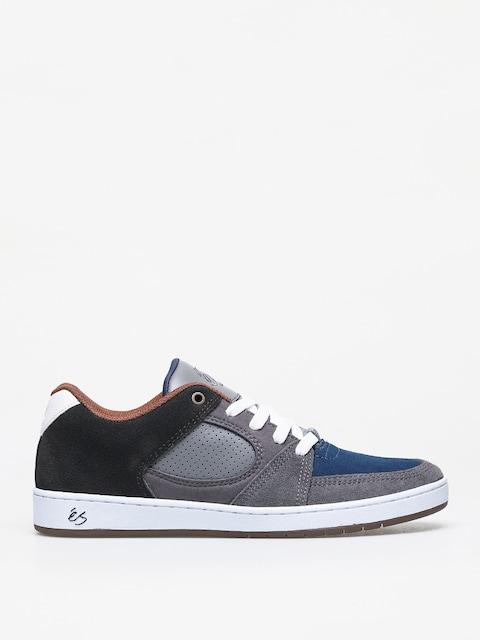 Topánky Es Accel Slim (grey/blue/gum)