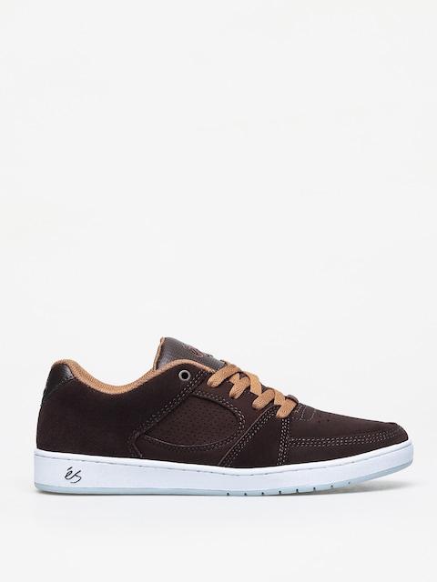 Topánky Es Accel Slim (brown/blue)