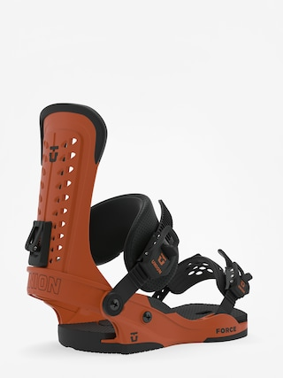 Snowboardovu00e9 viazanie Union Force (burnt orange)